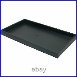16 Jewelry Pad Gemstone Display Tray & Carrying Case