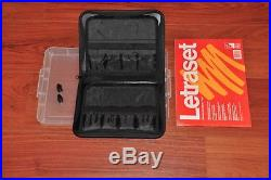 164 Letraset ProMarker Complete Set 148 Every Colour Carrying Case Pro Markers