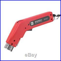 220V 200W Electric Heat Hot Knife Styrofoam Foam Cutter Cutting Tool+Carry Case
