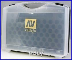 AV Vallejo Model Color 17ml -Hobby Range Carry Case only