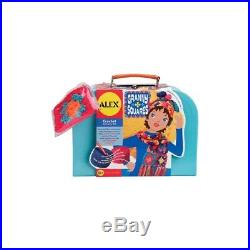Alex Granny Squares Crochet Kit in Carry Case. Alex Toys. Delivery is Free