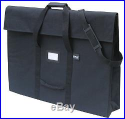 Artist Portfolio Case Art Bag Shoulder Strap Drawing Protector Large Tote Carry