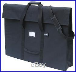 Artist Portfolio Case Professional Expandable Bag Art Canvas Carrying Documents