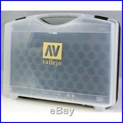 Av Vallejo Model Colour 17ml -hobby Range Carry Case Only Val70098 Hobby Box