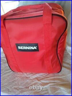 BERNINA 800DL OVERLOCKER SERGER SEW MACHINE WithCARRY CASE