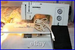 BERNINA 830 Record EXCELLENT WORKING CONDITION WITH CARRYING CASE