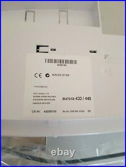 BERNINA Embroidery Module Aurora 430/440 Hoop Carry Case EditorliteV4Software