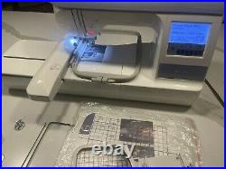 BROTHER PE-770 PE770 EMBROIDERY MACHINE WithUSB