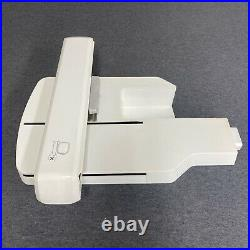 Baby Lock Ellageo ESG3 Embroidery Attachment & Hard Carrying Case Cover