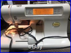 Baby Lock Espree EM1 EMBROIDERY MACHINE With Carrying Case