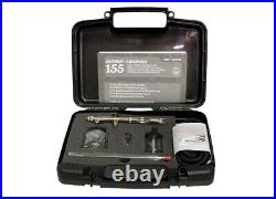 Badger Airbrush Model 155-9 Anthem Suction Feed Kit In Plastic Carry Case
