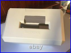 Bernina 1130 Sewing Machine, Hard Carry Case Cover, With Opening Side Pocket