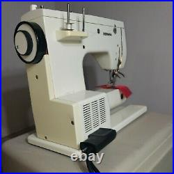 Bernina 801 Matic Electronic MADE IN SWITZERLAND Sewing Machine withCarrying Case