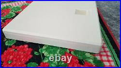 Bernina 930 Record Accessories Box Case With 10 Presser Feet & Many Accessories