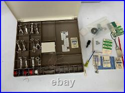 Bernina 930 Record Accessories Box Case With Presser Feet and Tools