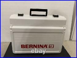 Bernina Accessory Storage Box Carry Case & Adjustable Dividers Her Vintage