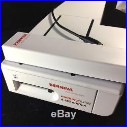 Bernina Artista 170 180 Embroidery Module Ver 3.02 Embroidery Unit With Carry Case