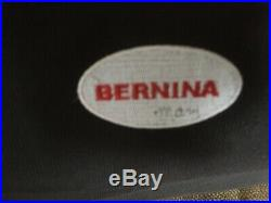 Bernina Artista Carrying Bag Case Embroidery