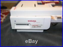 Bernina Embroidery Unit Artista 180 Module Carrying Case & Accessories