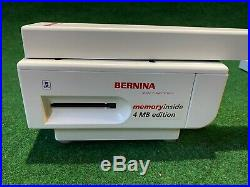 Bernina Embroidery Unit Type SM 1 with Carrying Case