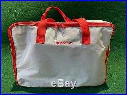 Bernina Embroidery Unit Type SM 1 with Carrying Case and Two Hoops Version 3.0
