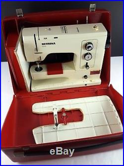 Craft Carrying Case | Bernina Record 830 Sewing Machine with