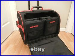 Bernina Sewing Machine Large Wheeled Carrying Case Tote Bag SHIPPING INCLUDED