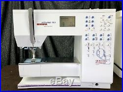 Bernina Virtuosa 153- Quilters Edition with Carry Case & Accessories Box
