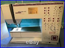 Bernina Virtuosa 153 Quilters Edition with Hard Carry Case