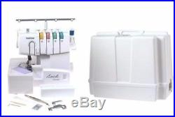 Brother 1034D 3/4 Thread Serger with Differential Feed Universal Carrying Case