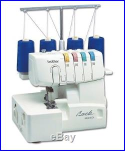 Brother 1034D Mechanical Serger with Differential Feed, with carrying case