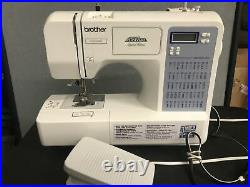 Brother CS5055 Project Runway Limited Edition Computerized Sewing Machine