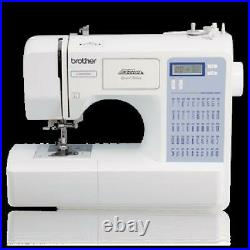 Brother CS5055PRW 50 Stitch Project Runway Computerized Sewing Machine Design