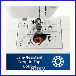 Brother CS5055PRW Sewing Machine LCD Display 50 Built In Stitches Project Runway