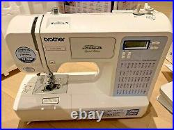 Brother CS5055PRW Sewing Machine Project Runway READ