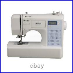 Brother Cs5055Prw 50-Stitch Project Runway Computerized Sewing Machine