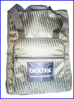 Brother Embroidery Machine Module Bag Carrying Case Sewing Accessory Luggage