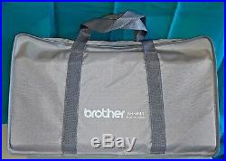 Brother Knitting Machine KH-341 With Carrying Case Knitting / Yarn / Wool