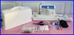 Brother LS 2125i Sewing Machine WithCarrying Case & Extras EC WORKS GREAT