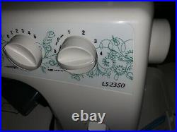 Brother LS2350 Sewing Machine in Carrying Case