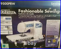 Brother Model XR9550PRW Computerized Sewing Machine -SAME DAY SHIPPING- NIB