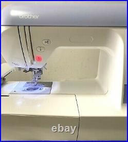 Brother PE770 5x7 Embroidery Machine Lightly Used
