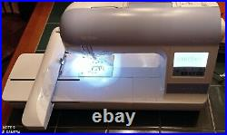 Brother PE770 5x7 Sewing Machine/Embroidery Machine 331 Threadcount! NEW