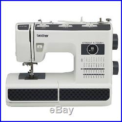 Brother Strong & Tough Sewing Machine with 37 Stitches ST371HD with Carrying Case