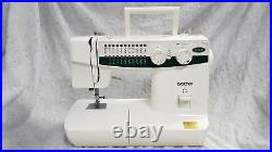Brother XL-5031 Portable Sewing Machine with Pedal, Some Accessories, Carry Case