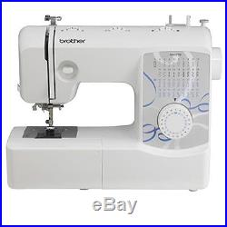 Brother XM3700 74Stitch Function Free Arm Sewing Machine comes in Carrying Case