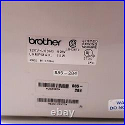 Brother XR-52 Sewing Machine with Custom Carrying Case
