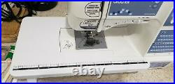 Brother XR9500PRW Project Runway Limited Edition Computerized Sewing Machine