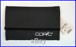COPIC Classic 24 Marker Set + Copic Marker Carry Case BNWT RRP £225
