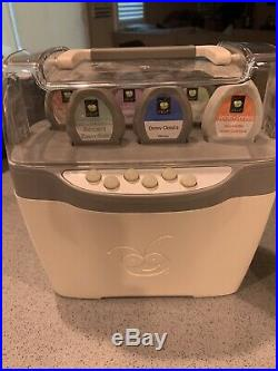CRICUT Expressions 24 Craft Cutting Machine with 9 cartridges & Carrying Case